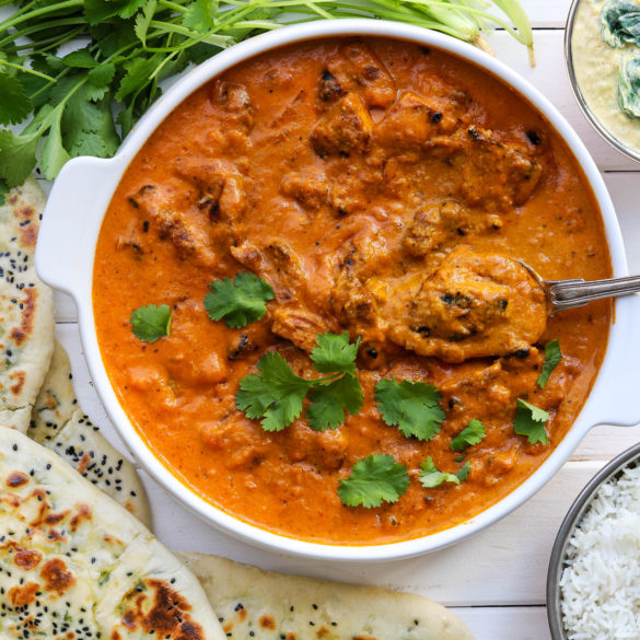 Butter Chicken Thermomix Skinnymixers