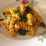 skinnymixer's Dairy Free Cheesy Spelt Pasta