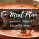 Thermomix Large Family recipes