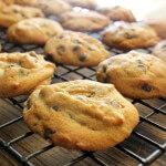 skinnymixer's Choc Chip Cookies