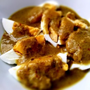 skinnymixer's Nyonya Egg Curry