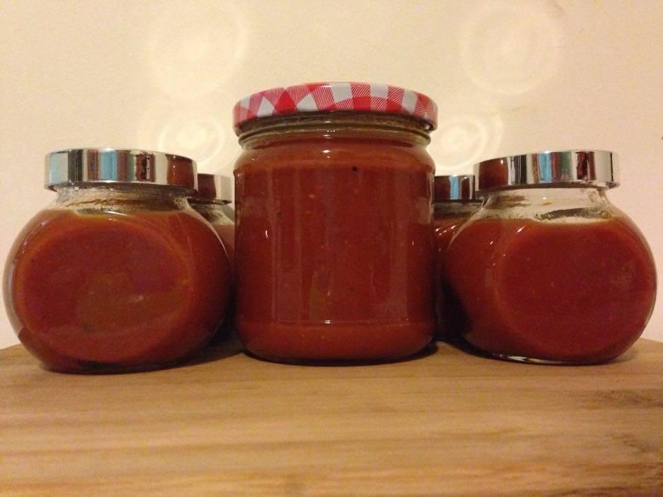 Guest Recipe: Cailin's Thai Chilli Sauce