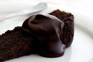 skinnymixer's Dairy Free Chocolate Ganache