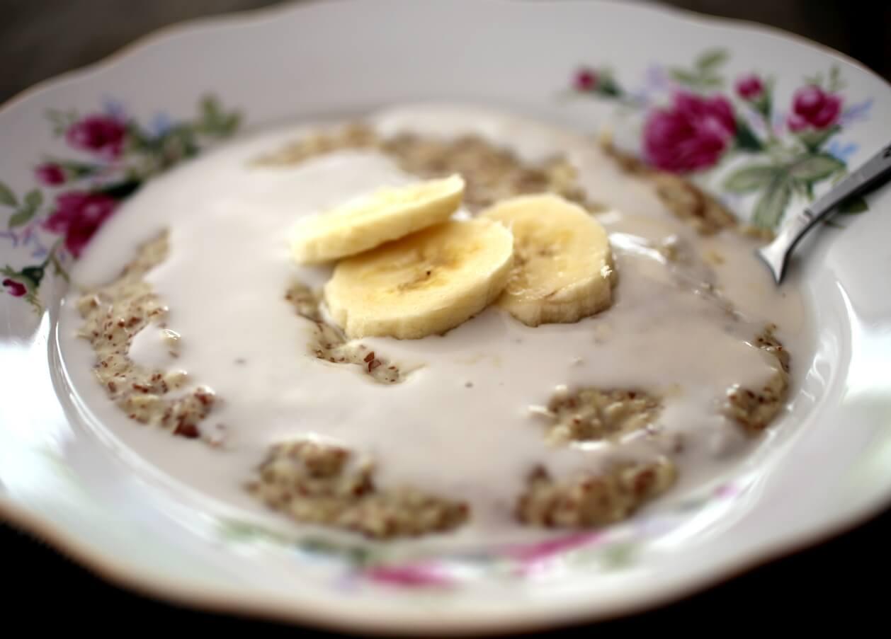 "skinnymixer's Warming ""Porridge"""