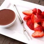 skinnymixer's Guilt Free Chocolate Sauce