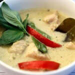 Thermomix Thai Green Chicken Curry