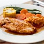 All in One Chicken Dinner Thermomix Recipe