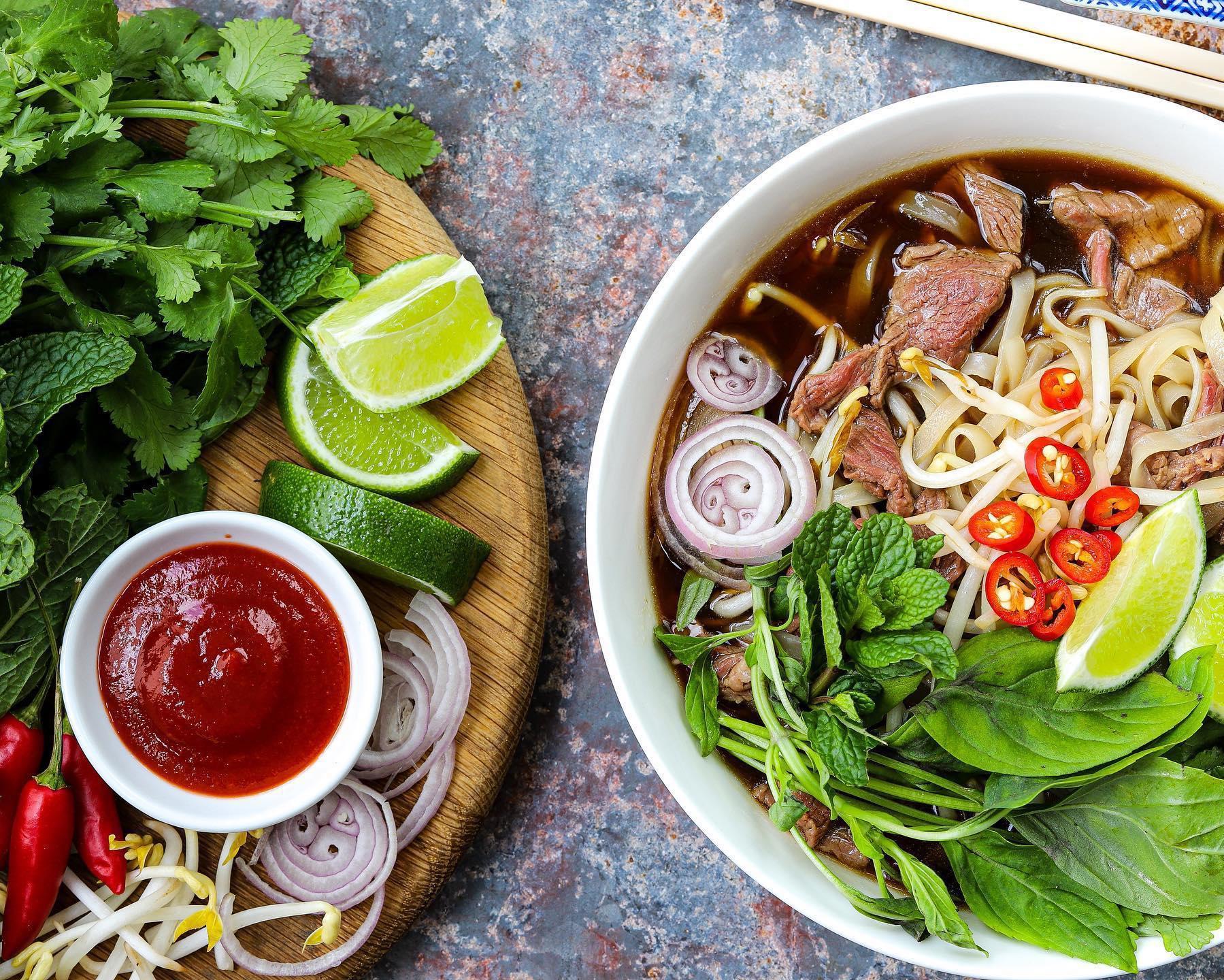 Vietnamese Pho Thermomix