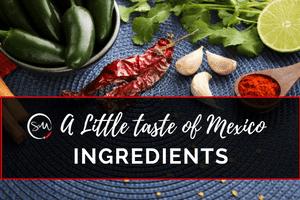 ALToM Ingredients