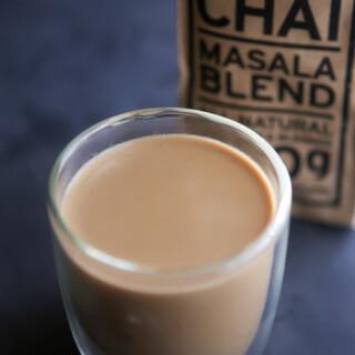 skinnymixer's Dairy Free Prana Chai