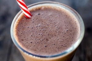 Thermomix Banoffee Smoothie