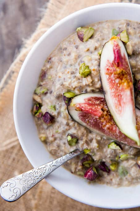 Thermomix Healthy Overnight Oats