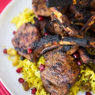 thermomix middle eastern lamb