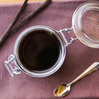 skinnymixer's Premium Vanilla Bean Syrup
