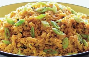 skinnymixers cauliflower rice