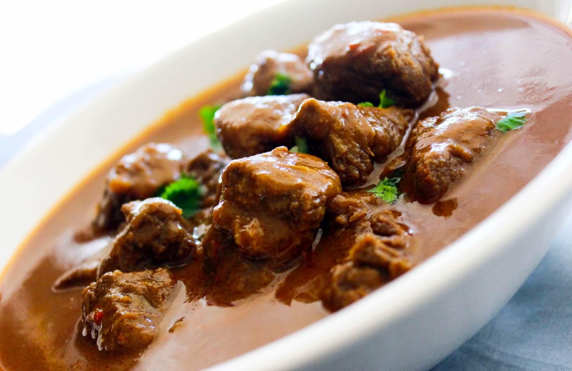 thermomix beef madras recipe
