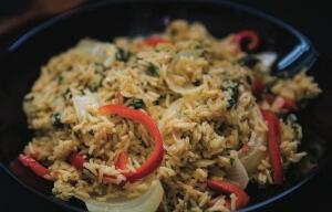 thermomix thai basil rice