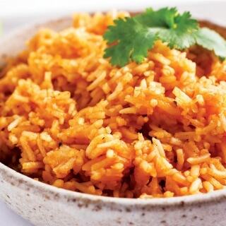 Thermomix ALToM Mexican Red Rice