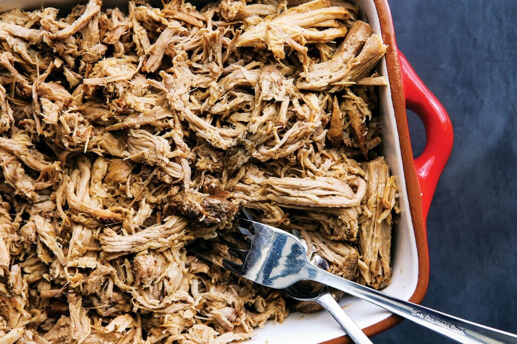 Thermomix Mexican Pulled Pork