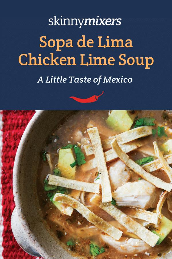 Sopa de Lima Chicken Lime Soup