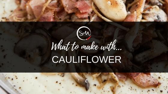 Cauliflower Thermomix Recipes