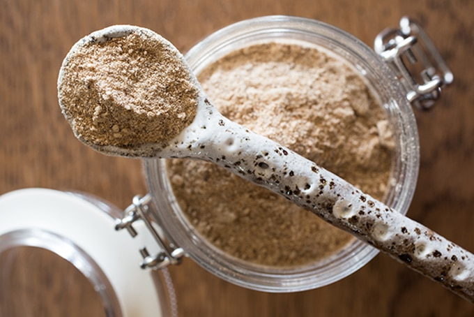 Porcini Salt Thermomix Recipe