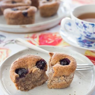 Thermomix Healthy Friands Recipe