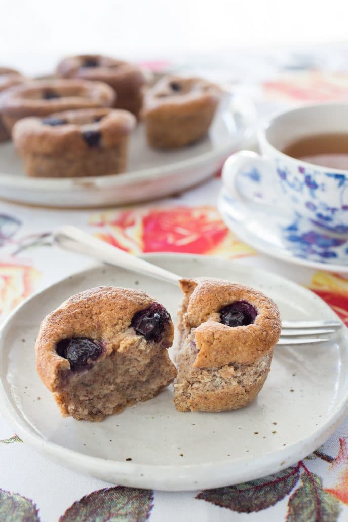 Skinnymixers Friands