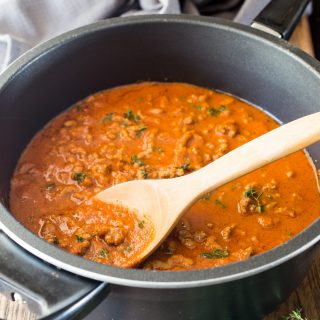 Thermomix Hidden Vegetable Spaghetti Bolognese