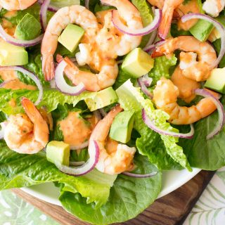 THMII: Prawn Cocktail Salad
