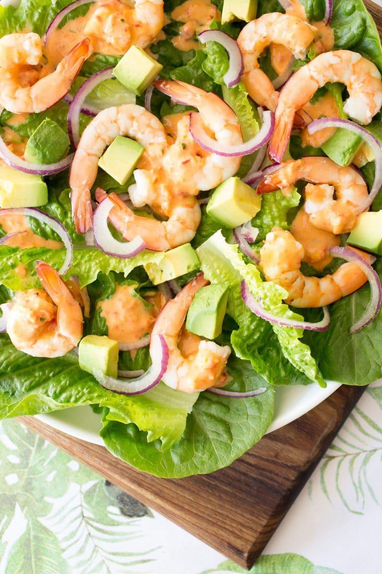 Thermomix Prawn Cocktail Salad