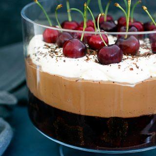 Thermomix Trifle Recipe