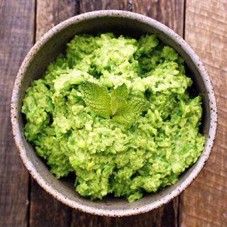 skinnymixer's Mushy Peas
