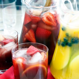 Sangria Thermomix Recipe