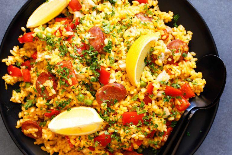 Spanish Rice Thermomix Recipe