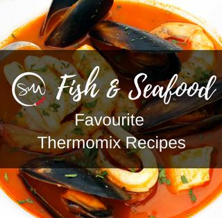 Menu Plan: Favourite Fish & Seafood Recipes