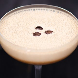 skinnymixer's Dirty Sticky Date Cocktail