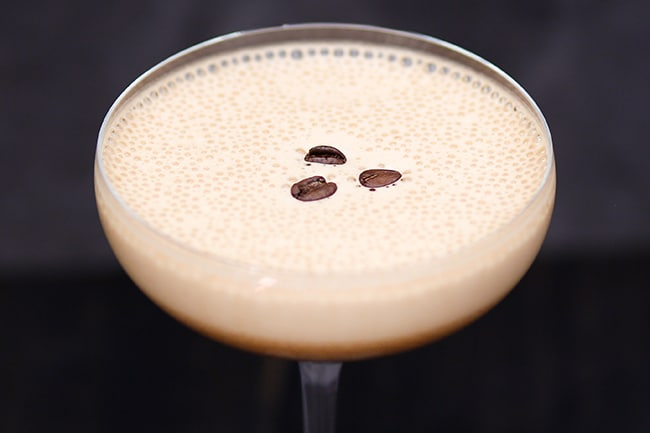 Espresso Martini Thermomix Cocktail