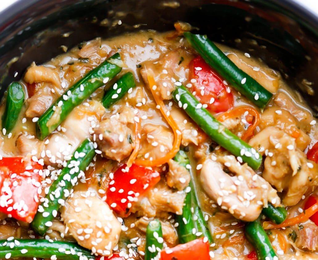 Chicken Teriyaki Thermomix