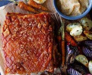 Pork Belly Dinner Thermomix
