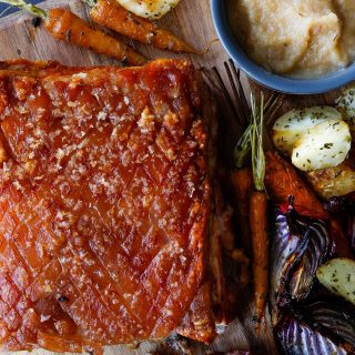 Pork Belly Dinner Thermomix Recipe
