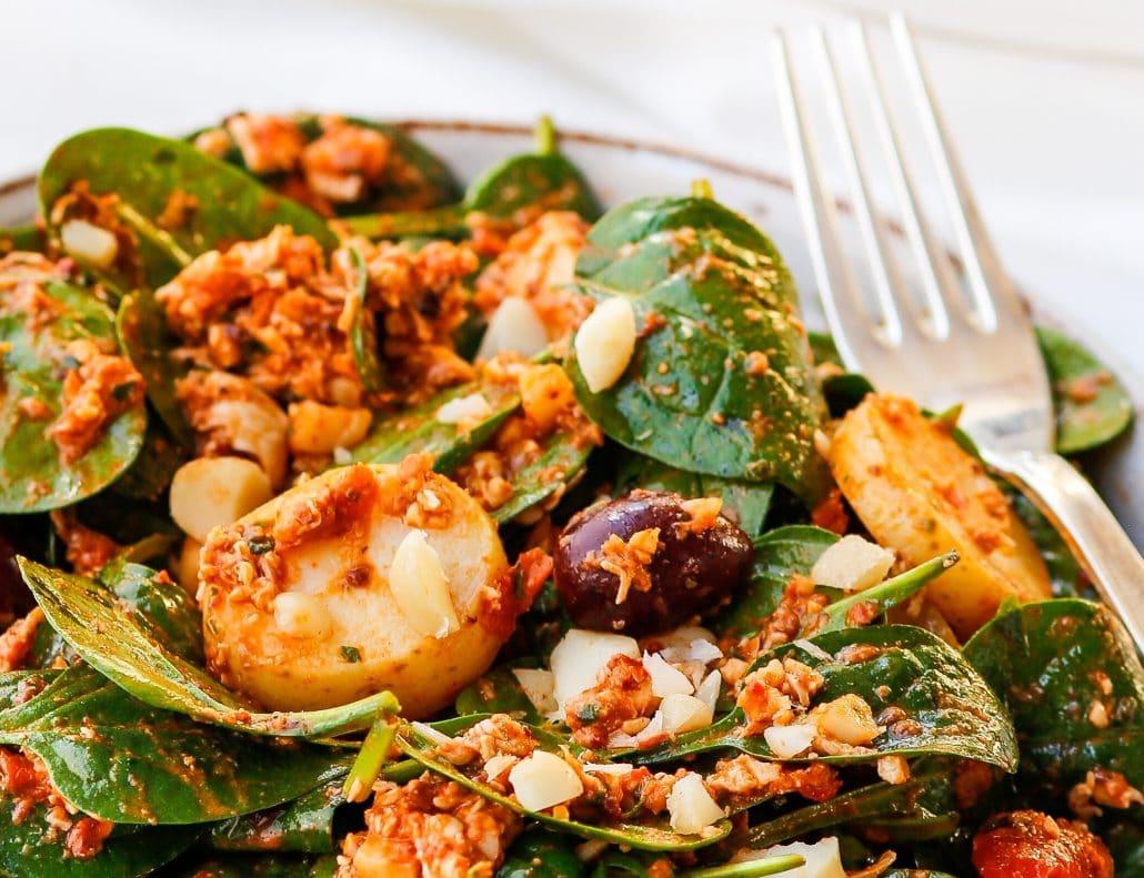 Chicken Salad Thermomix