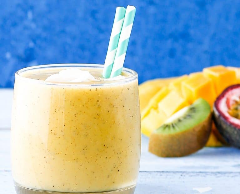 Tropical Smoothie Thermomix Recipe