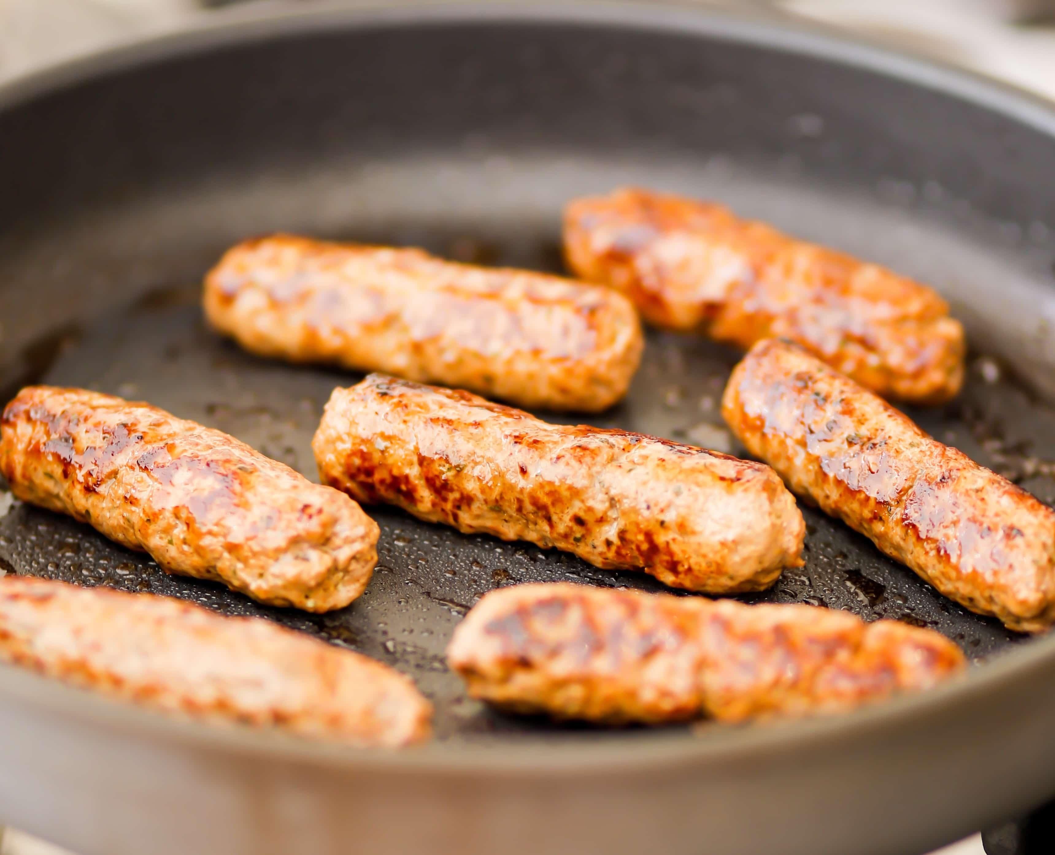 Sausage recipe thermomix