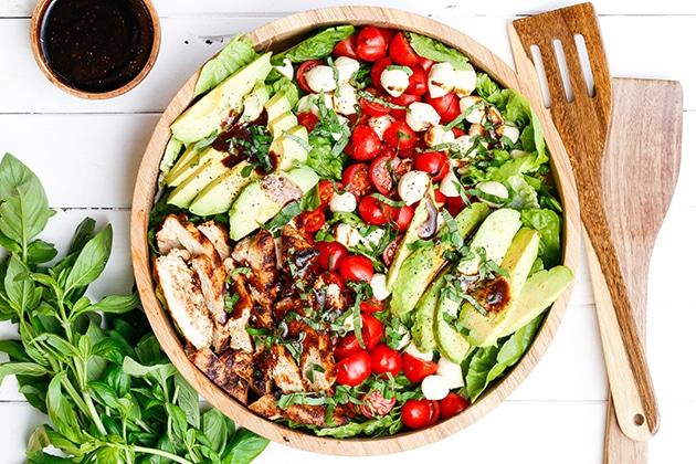Caprese Salad Thermomix Recipe