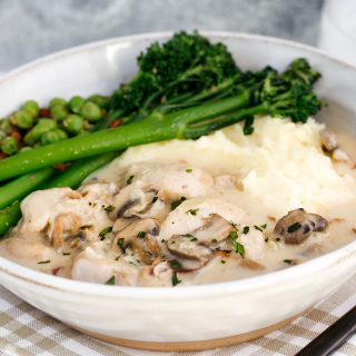 ALToIT: Creamy Marsala Chicken
