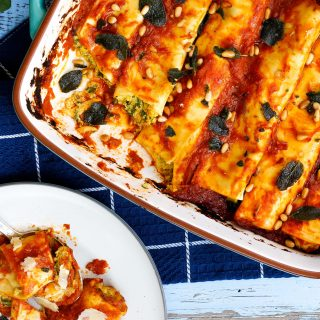 Cannelloni Thermomix Recipe