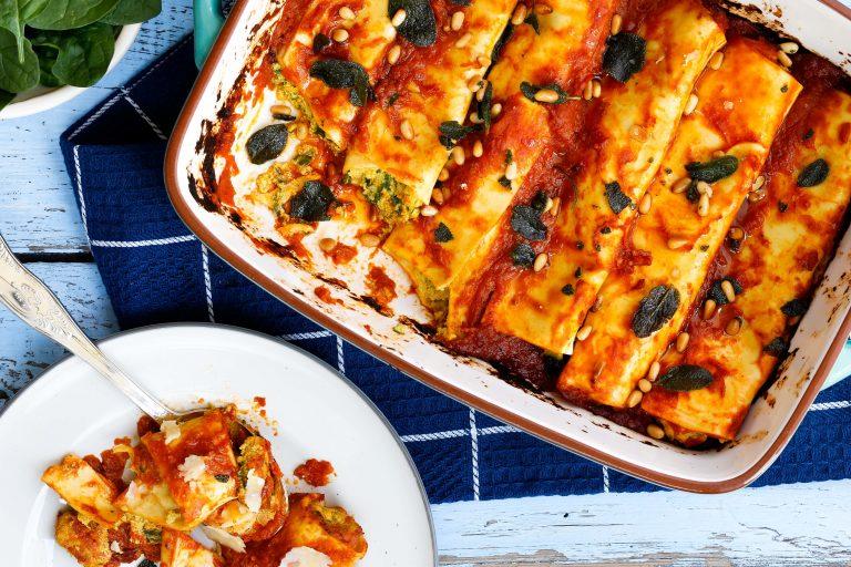Cannelloni Thermomix Recipe