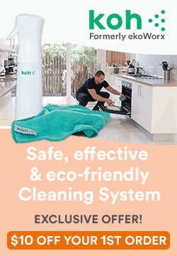 discount code for Koh cleaning products Australia