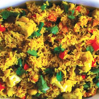 Indian Rice Thermomix Recipe for Biryani